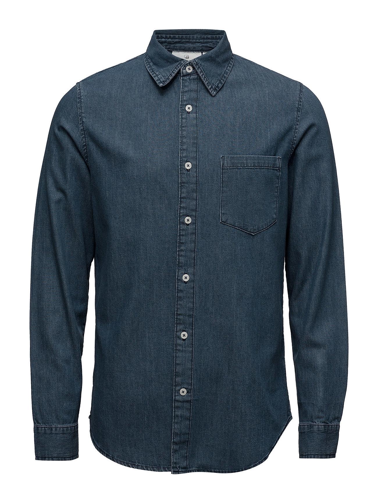 Rude Denim Shirt Cheap Monday Casual sko til Herrer i