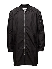 Protect Parka - BLACK