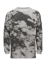 Zone Sweat Clouds - GREY MELANGE