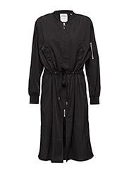 Shelter jacket - BLACK