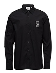 Squared shirt Etcetc - BLACK