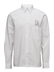 Squared shirt Etcetc - WHITE