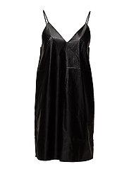 Fad dress - BLACK