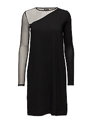Claim dress - BLACK