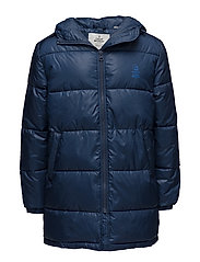 Cocoon jacket - NEW BLUE