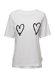 Breeze tee Double love - WHITE