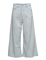 Abstract trousers - PALE BLUE