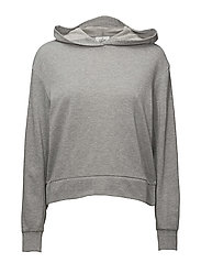 Attract glitter hood - GREY MELANGE