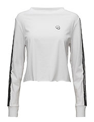 Cheap Monday - Bed Ls Tee Brush Strokes