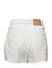 Donna Shorts Blank White - White