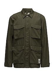 Truce jacket - Dark olive