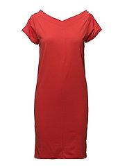 Fine dress Yang logo - CORAL