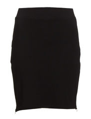Tender skirt - Black