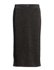 Shimmer skirt - Black