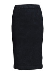Dim skirt - Ice stripe blue