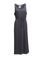 Waist dress - Heavy grey mela