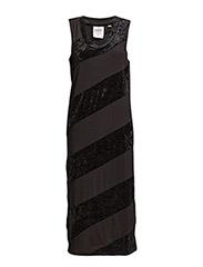 Control dress - PUNK BLACK