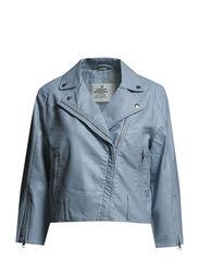Trust Jacket - Sky blue