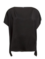Sheet blouse - Black