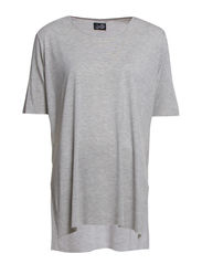 Slow tee - Grey melange