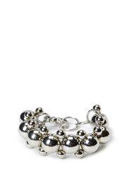Bead bracelet - Silver