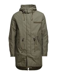 Stay parka - Army green
