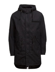 Stay parka - Black