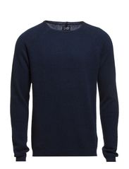 Slub knit - Navy