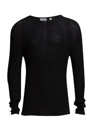Droopy knit - Black