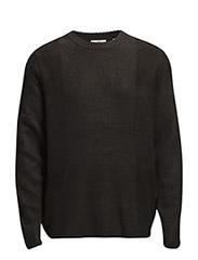 Moe knit - GREY