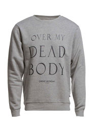 Per sweat - Light grey mela