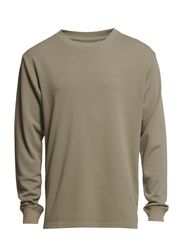 Zip Sweat - Army Green