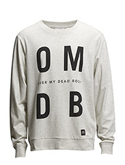 Hold sweat OMDB - Pre grey melange