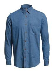 Torex shirt - Wanted blue