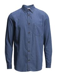 Torex denim shirt - Shaded medium w