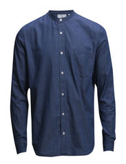 Collin shirt - True blue