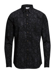 Torex twill shirt - Black