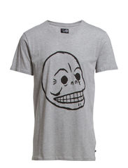 Bruce tee - Light grey mela