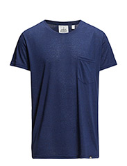 Strong tee - Night blue