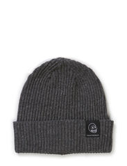 Skull hat - Fright grey mel