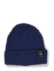 Skull hat - Indigo blue