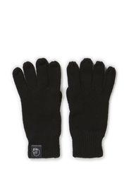 Skull gloves - Black