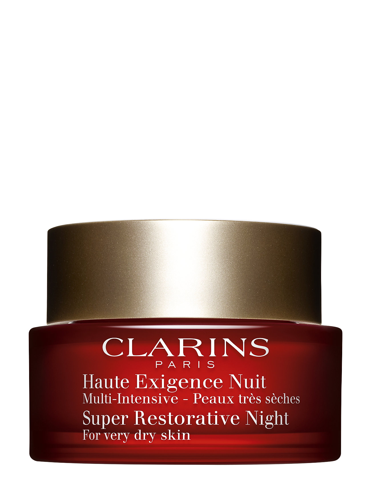 Clarins super restorative night cre fra clarins på boozt.com dk