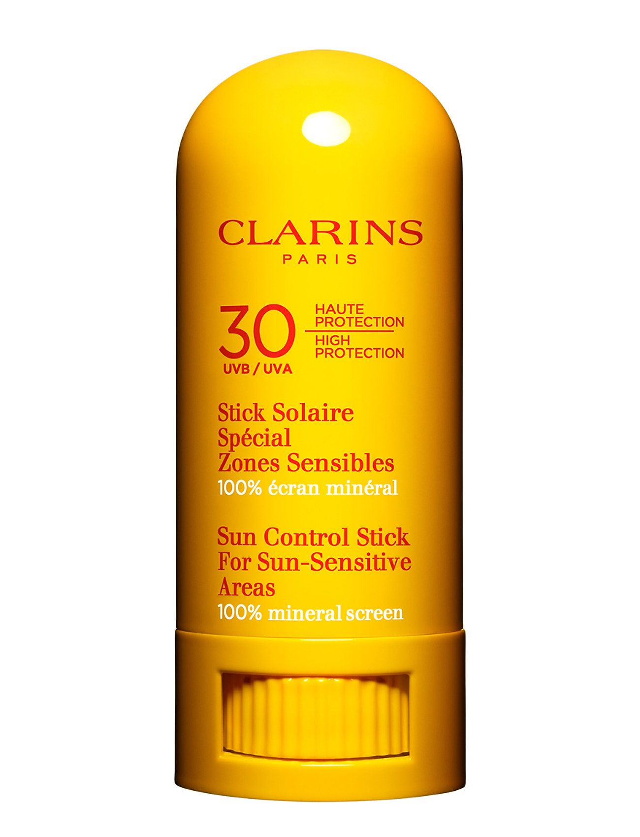 Clarins sun face stick spf30 fra clarins på boozt.com dk