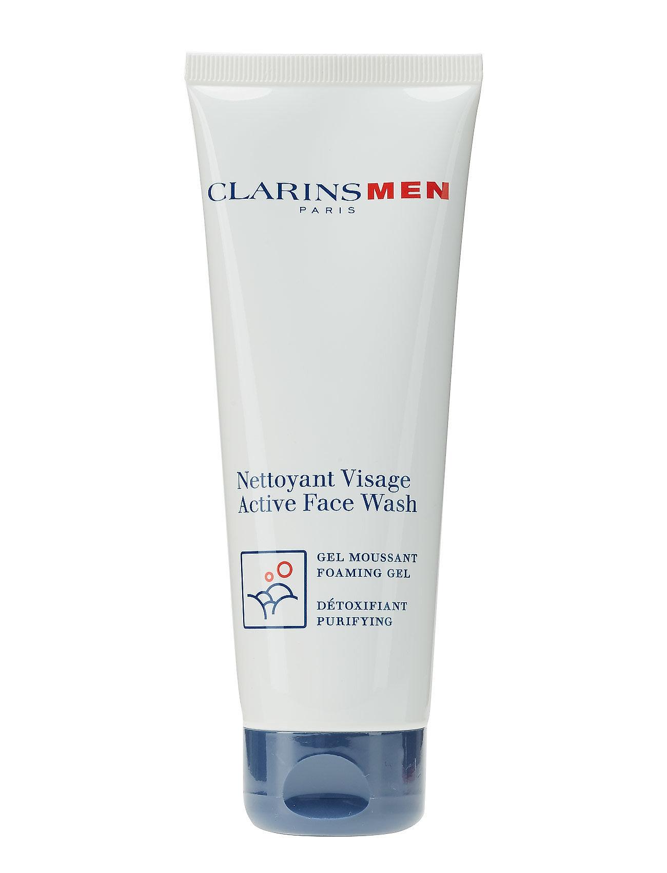Clarinsmen Wash Active Face Clarins  til Herrer i