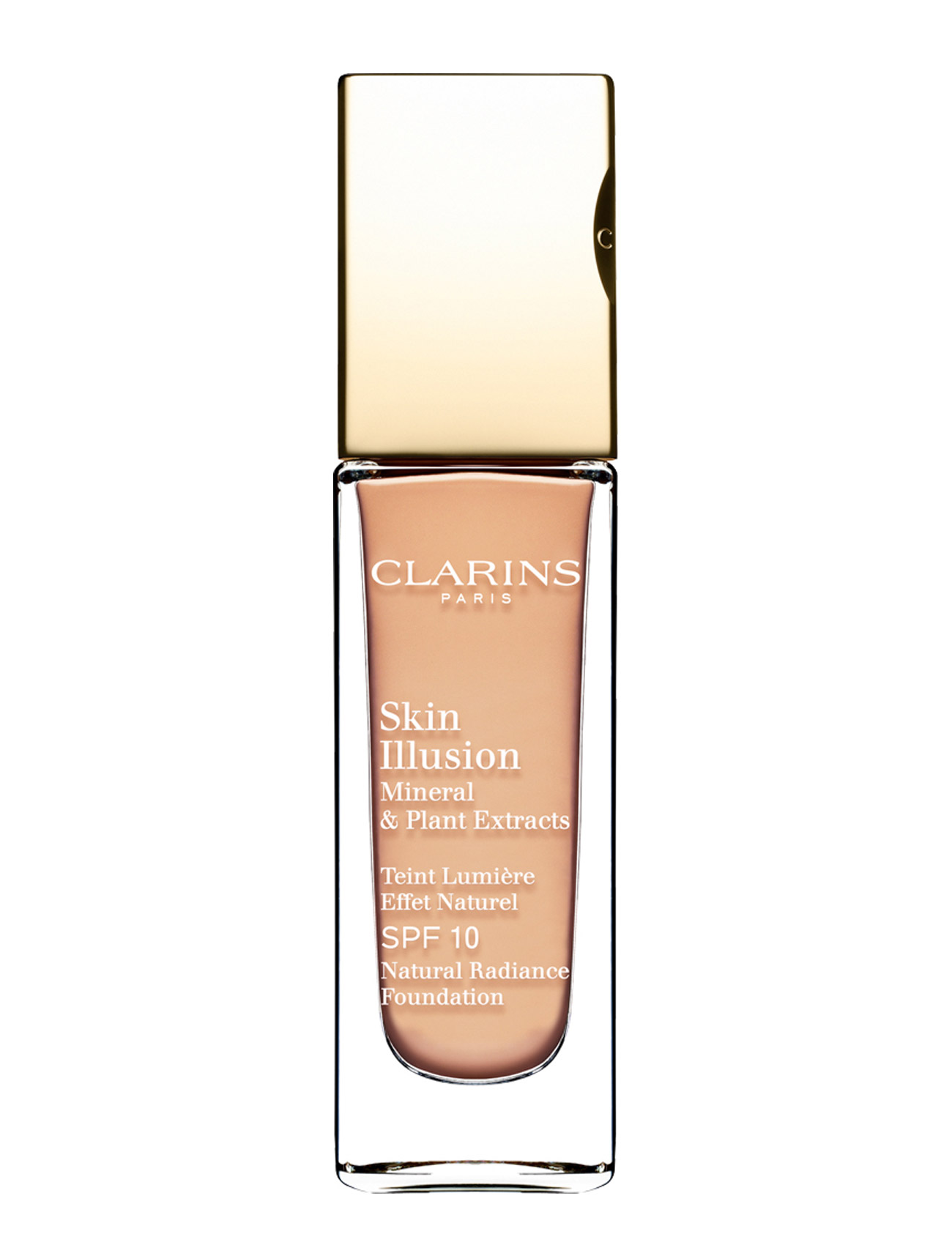 Skin Illusion Foundation Sp Clarins  til Damer i