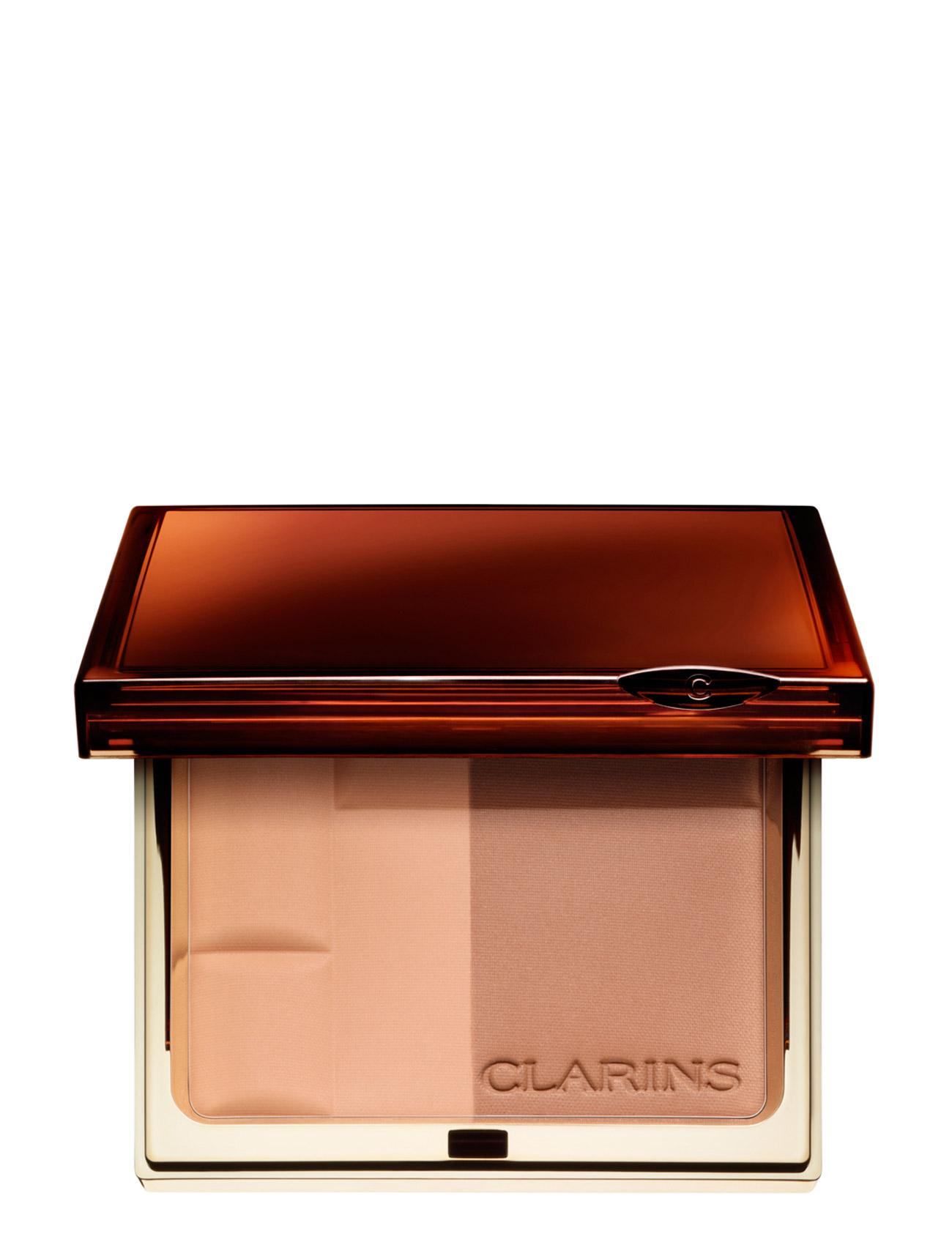 clarins Clarins bronzing duo spf15 powder c fra boozt.com dk