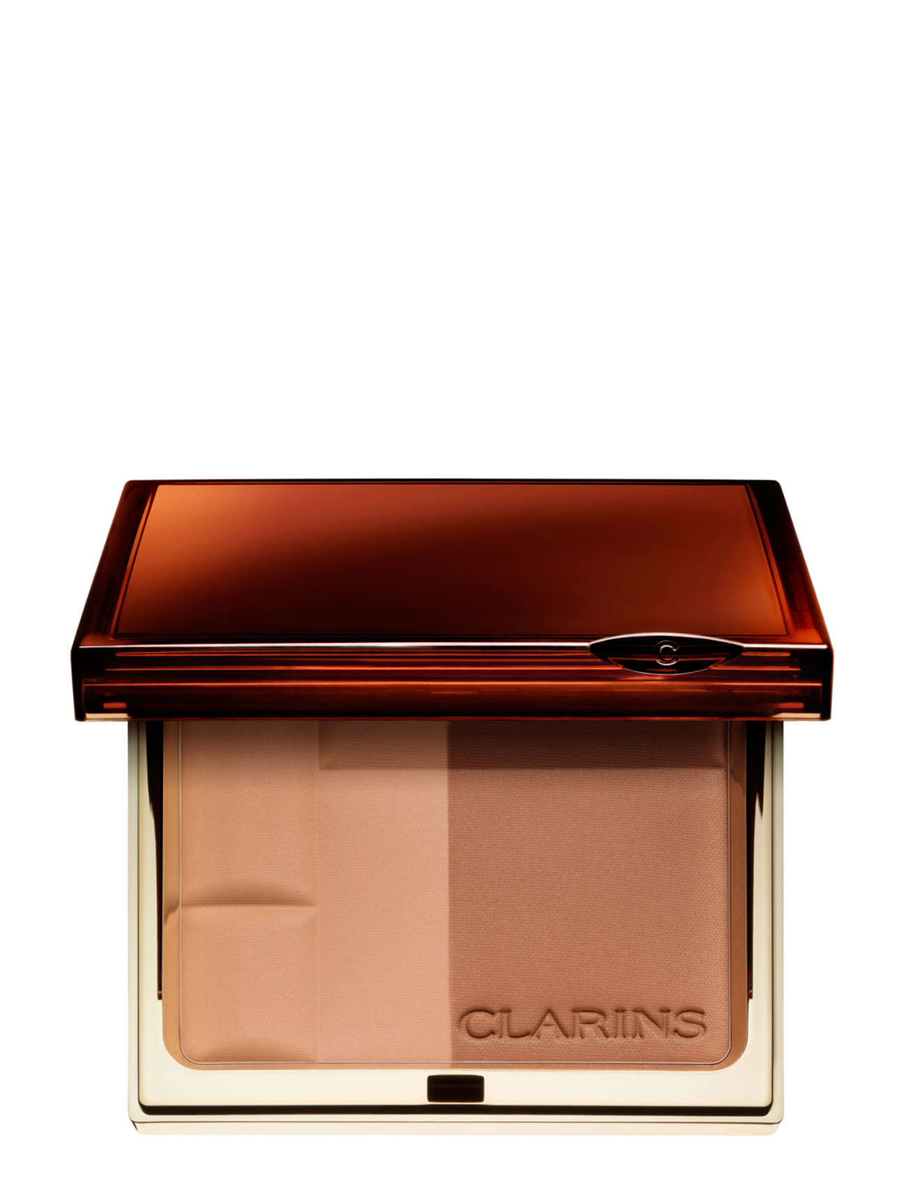clarins Clarins bronzing duo spf15 powder c på boozt.com dk