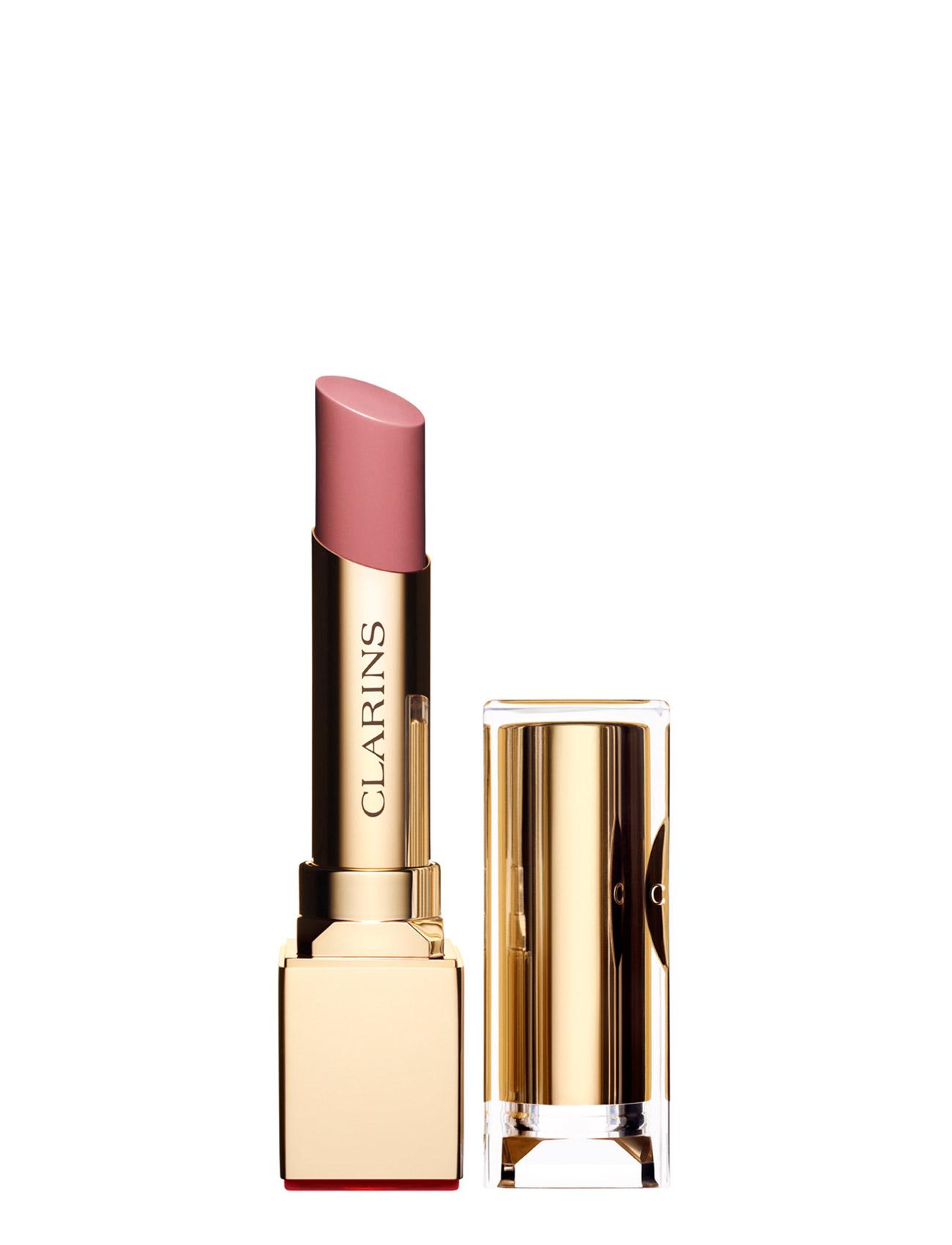 Clarins rouge eclat lipstick 23 hot fra clarins på boozt.com dk
