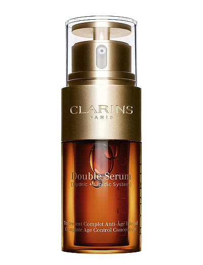 CLARINS DOUBLE SERUM ALL SKIN TYPES - NO COLOR